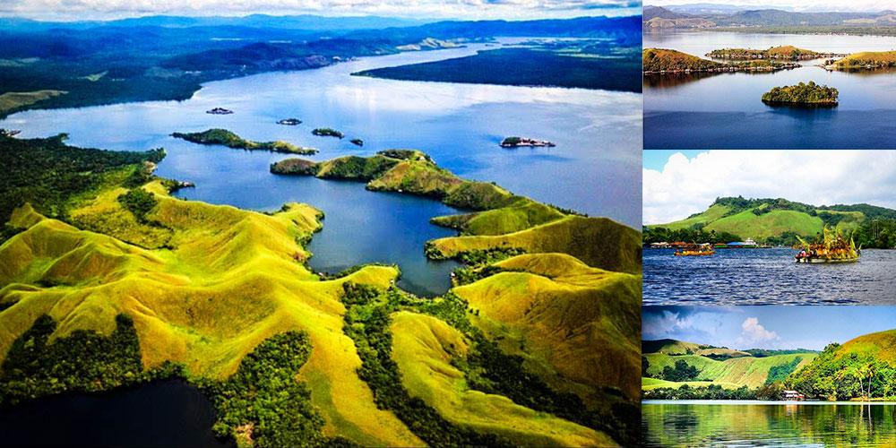 Sentani-Lake-Jayapura-_-Papua-JustgoIndonesia Yuk Intip 5 Wish List Travel 2018 Indonesia Timur  wallpaper