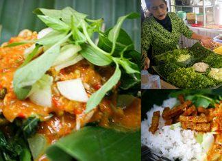 Pecel, Indonesian Salad | www.justgoindonesia.com