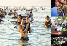 Bau Nyale Festival | Events Lombok Indonesia travel justgoindonesia